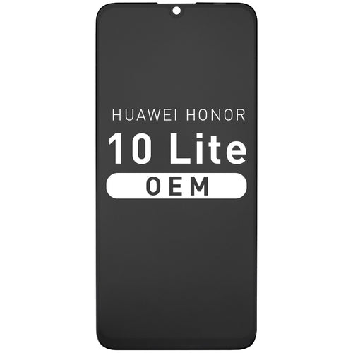 LCD Assembly Compatible For HUAWEI Honor 10 Lite(OEM)