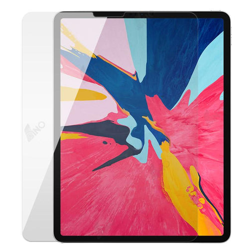 Tempered Glass Compatible For iPad  Pro 12.9(2018) Clear