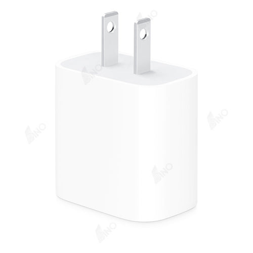 USB-C Power Adapter Compatible For iPhone /iPad White