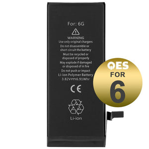 Battery Compatible For iPhone 6 (QES, ORI CHIP)