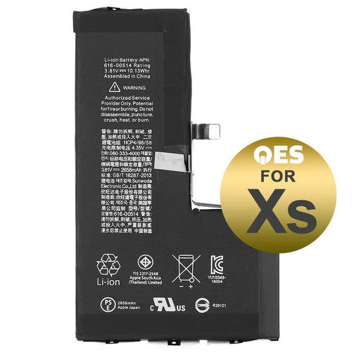 Battery Compatible For iPhone XS  (QES, ORI CHIP)