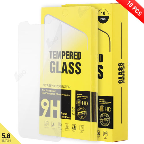 Tempered Glass Compatible For iPhone 11 Pro/iPhone X/iPhone Xs