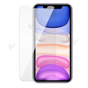 Tempered Glass Compatible For iPhone XR/11(10 pcs in a pack)