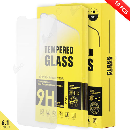 Tempered Glass Compatible For iPhone 12 Pro/iPhone 12