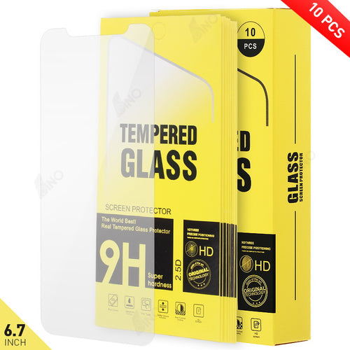 Tempered Glass Compatible For iPhone 12 Pro Max