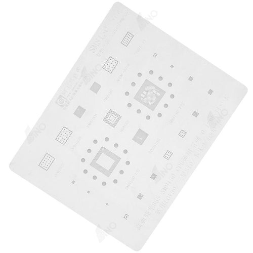 Qualcomm855 SM8150 BGA Stencils Compatible For Xiaomi 9/Samsung S10/LGV50