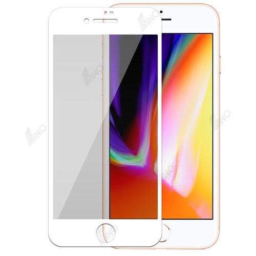 Tempered Glass Screen Protector Compatible For iPhone SE 2020( Privacy )