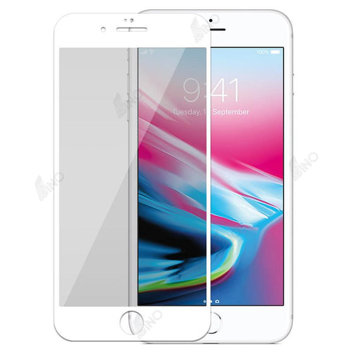Tempered Glass Screen Protector Compatible For iPhone 8 Plus( Privacy )
