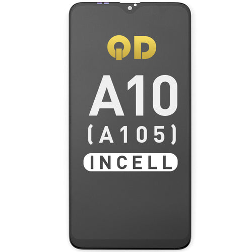 LCD Assembly Compatible For Samsung A10(A105/2019) (Incell)