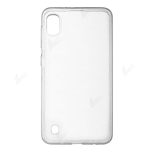Protective Phone Case Compatible For Samsung A10 (TPU, Clear)