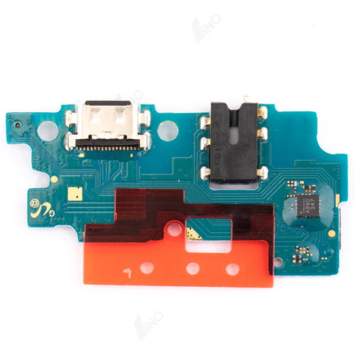 Charging Port With Flex Cable Compatible For Samsung A20(A205/2019)