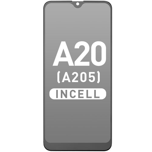 LCD Assembly Compatible For Samsung A20(A205/2019) (INCELL)