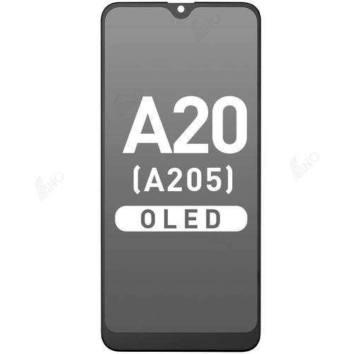 OLED Assembly Compatible For Samsung Galaxy A20(A205/2019) (OLED)