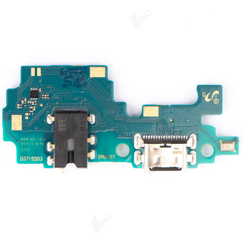 Charging Port With Flex Cable Compatible For Samsung A21S
