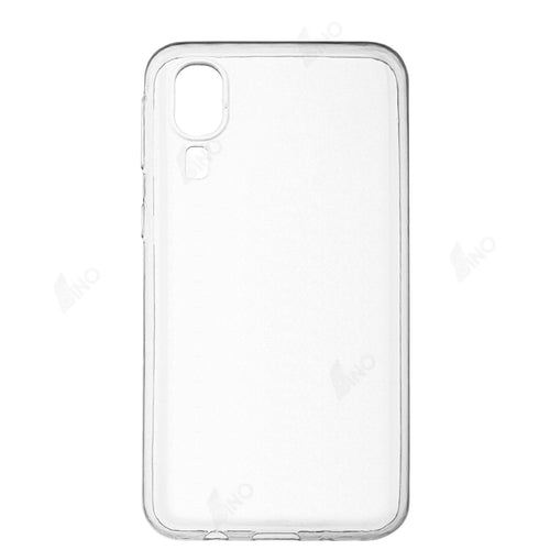 Protective Phone Case Compatible For Samsung A2 Core (TPU, Clear)