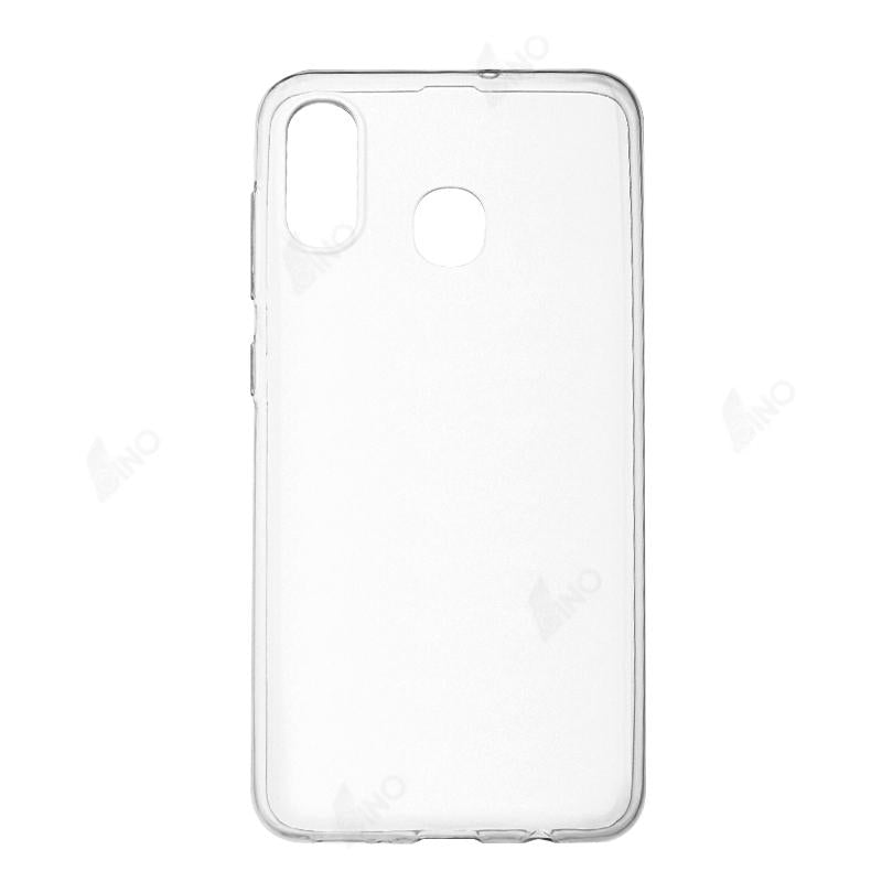 Protective Phone Case Compatible For Samsung A30/A20 (TPU, Clear)