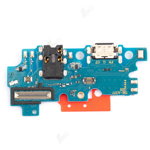 Charging Port With Flex Cable Compatible For Samsung A30S(2019)