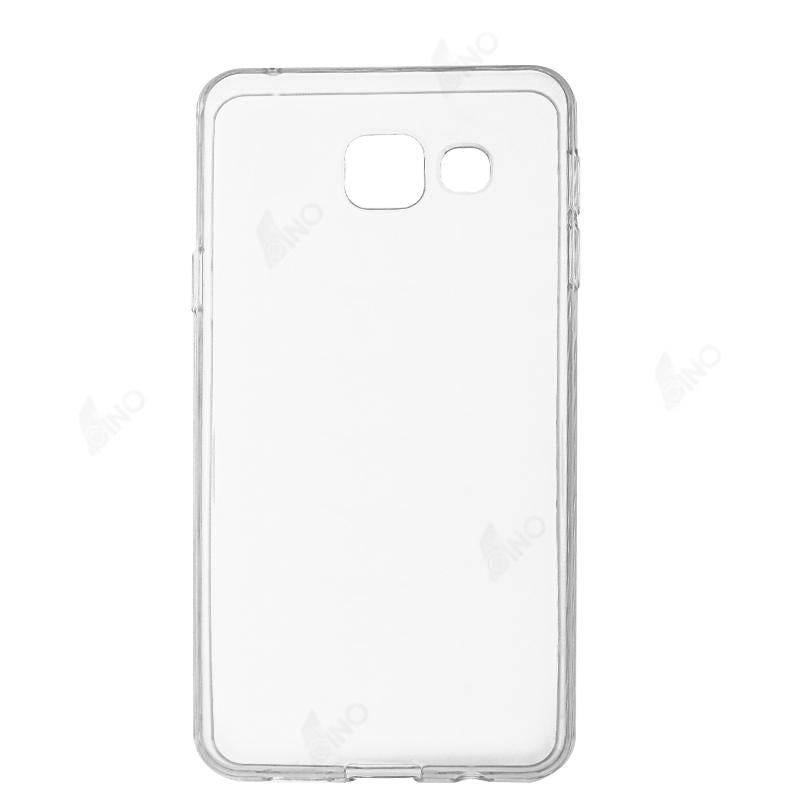 Protective Phone Case Compatible For Samsung A3 2016 (TPU, Clear)