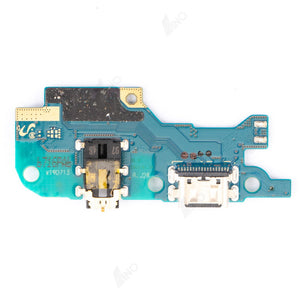 Charging Port With Flex Cable Compatible For Samsung A40S(2019)