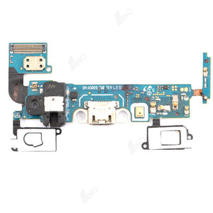 Charging Port With Flex Cable Compatible For Samsung A5