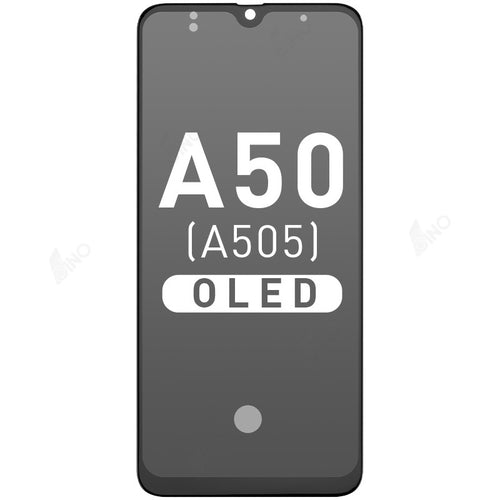 OLED Assembly Compatible For Samsung Galaxy A50(A505/2019) (OLED)