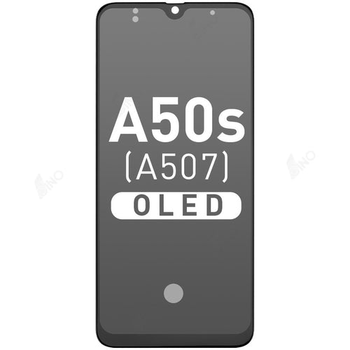 OLED Assembly Compatible For Samsung Galaxy A50S(A507/2019) (OLED)