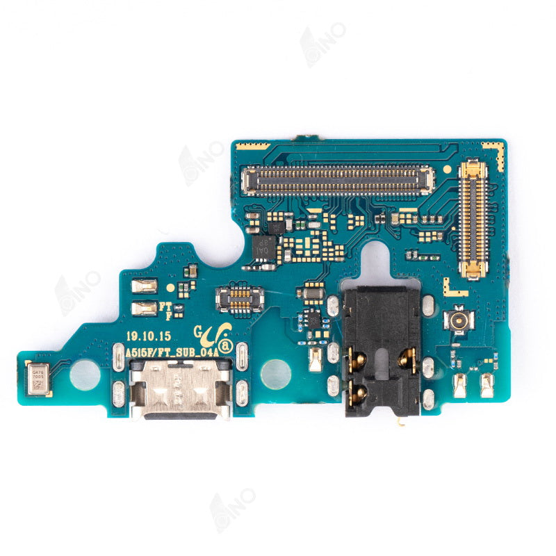 Charging Port With Flex Cable Compatible For Samsung A51(2020)