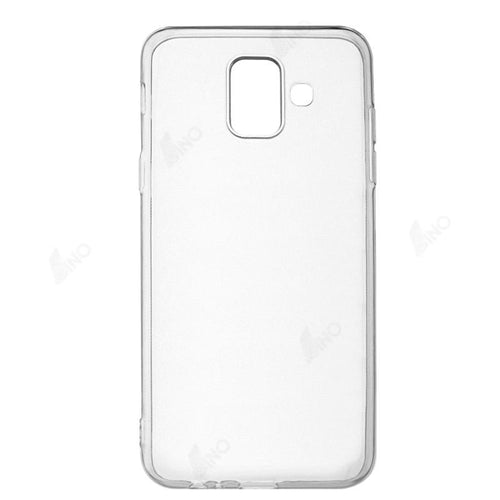 Protective Phone Case Compatible For Samsung A6 2018 (TPU, Clear)