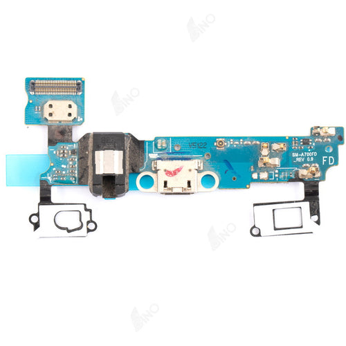 Charging Port With Flex Cable Compatible For Samsung A700(A7 2015)
