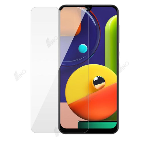 Tempered Glass Compatible For Samsung A70s(10 pcs in a pack)