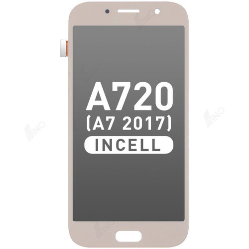 LCD Assembly Compatible For Samsung A720(A7 2017) (INCELL)