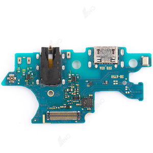 Charging Port With Flex Cable Compatible For Samsung A750(A7 2018)
