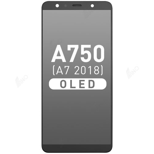 OLED Assembly Compatible For Samsung Galaxy A750(A7 2018) (OLED)