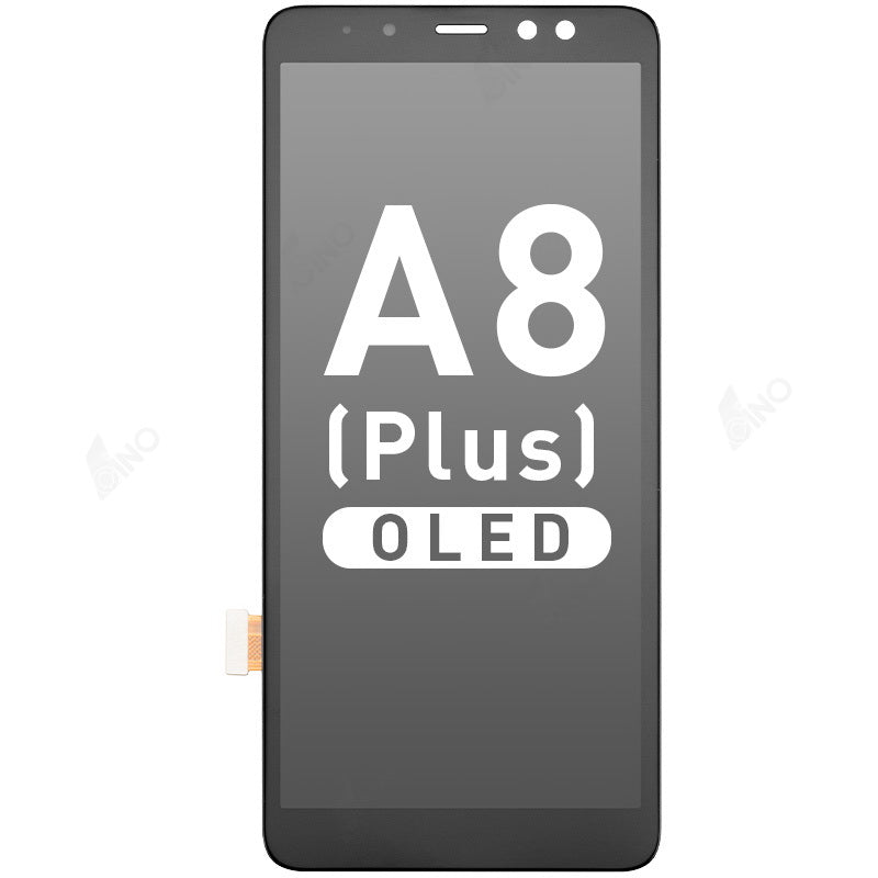 OLED Assembly Compatible For Samsung Galaxy A8 Plus(A730/2018) (OLED)