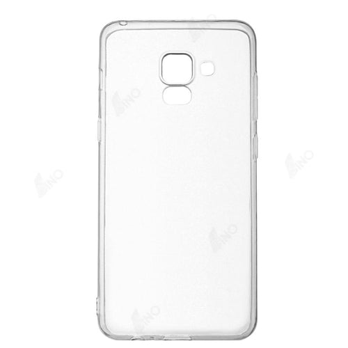 Protective Phone Case Compatible For Samsung A8 2018/A5 2018 (TPU, Clear)