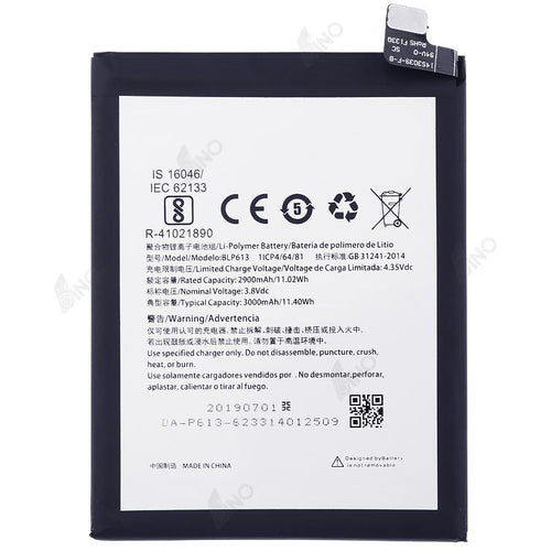Battery Compatible For One Plus 3(QES )