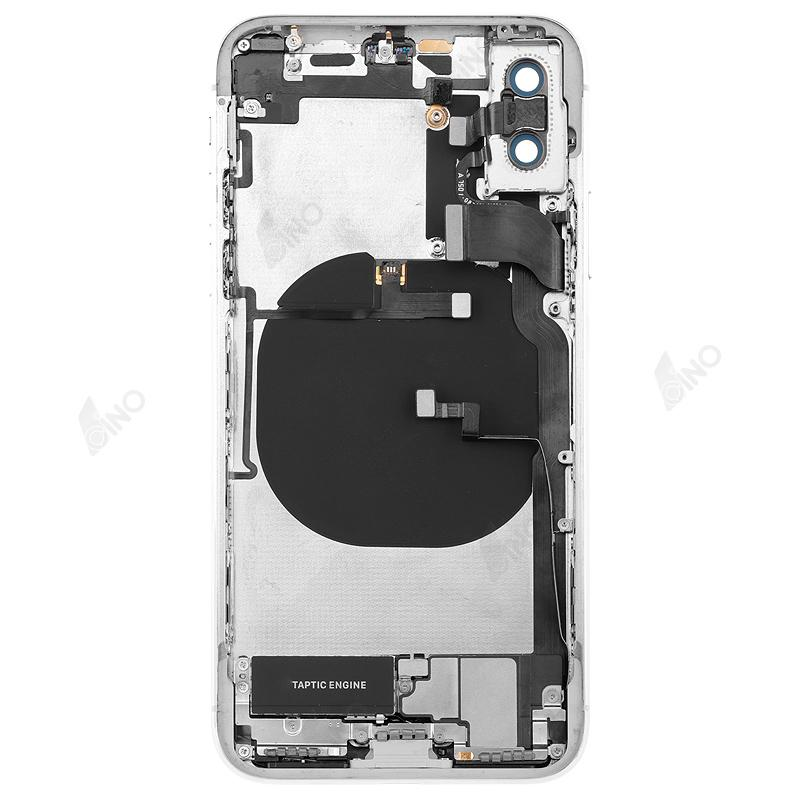 Back Housing with Small Parts Compatible For iPhone X (no logo)