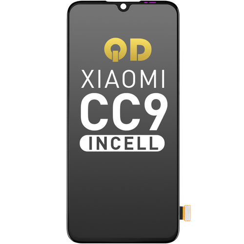 LCD Assembly  Compatible For Xiaomi CC9 (INCELL)