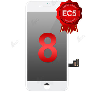 LCD Assembly Compatible For iPhone 8 , EC5
