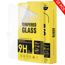Load image into Gallery viewer, Tempered Glass Compatible For HUAWEI Enjoy 7S(10 Pcs in a pack)