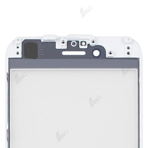 Front Glass with Bezel and OCA (3 in 1) Compatible For iPhone 6