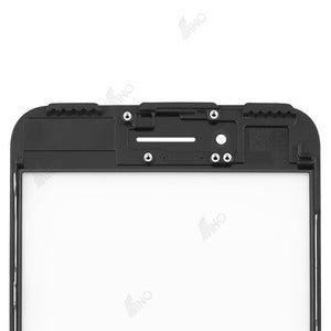 Front Glass with Bezel and OCA (3 in 1) Compatible For iPhone 7 Plus
