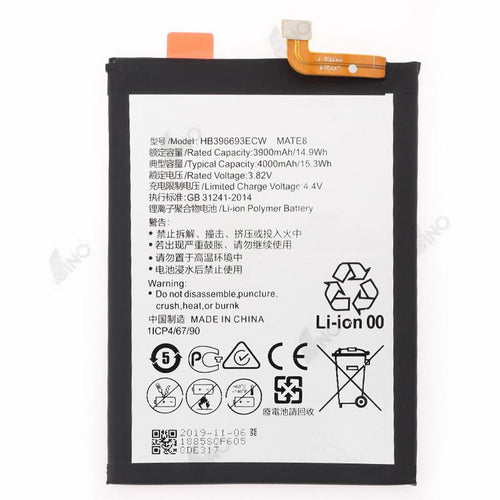 Battery Compatible For HUAWEI Mate 8  (QES)