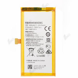 Battery Compatible For HUAWEI Honor 7  (QES)