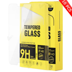 Tempered Glass Compatible For HUAWEI Honor 10(10 Pcs in a pack)