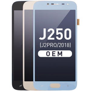 OEM Assembly Compatible For J250 (J2 Pro/2018) (OEM)
