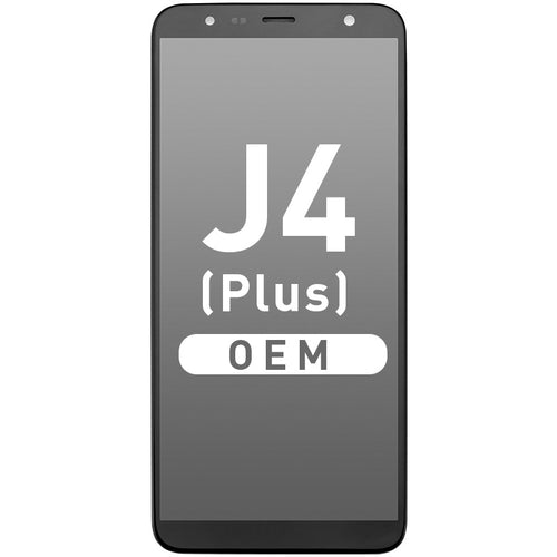 OEM Assembly Compatible For Samsung Galaxy J4 Plus (OEM)