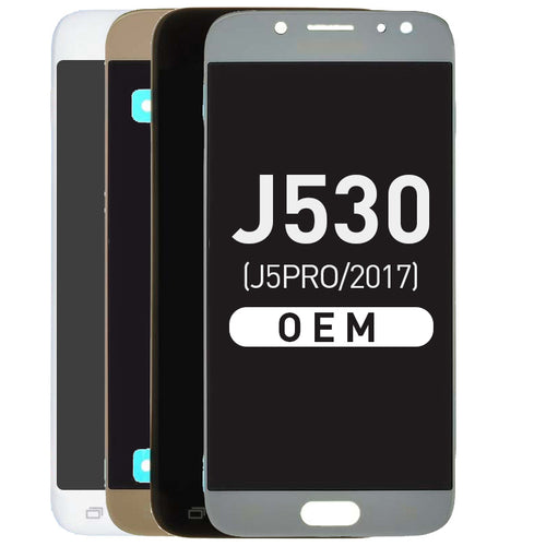 OEM Assembly Compatible For Samsung  J530 (J5Pro/2017) (OEM)