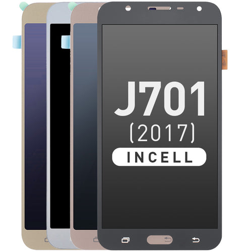 LCD Assembly Compatible For Samsung J701(2017) (INCELL)