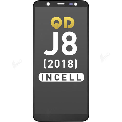 LCD Assembly Compatible For Samsung Galaxy J8(J810/2018) (INCELL)